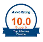 Avvo Logo Rating Top Divorce Attorney Lee's Summit