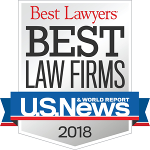 Best Law Firms Award - Lee's Summit Attorney