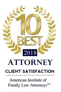 10 Best Attorney Client Satisfaction Award Logo
